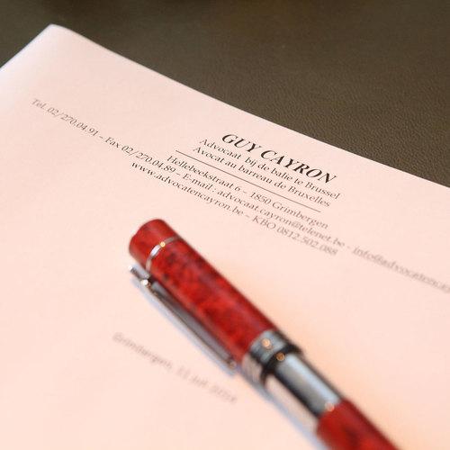 Advocatenkantoor Cayron - Referenties